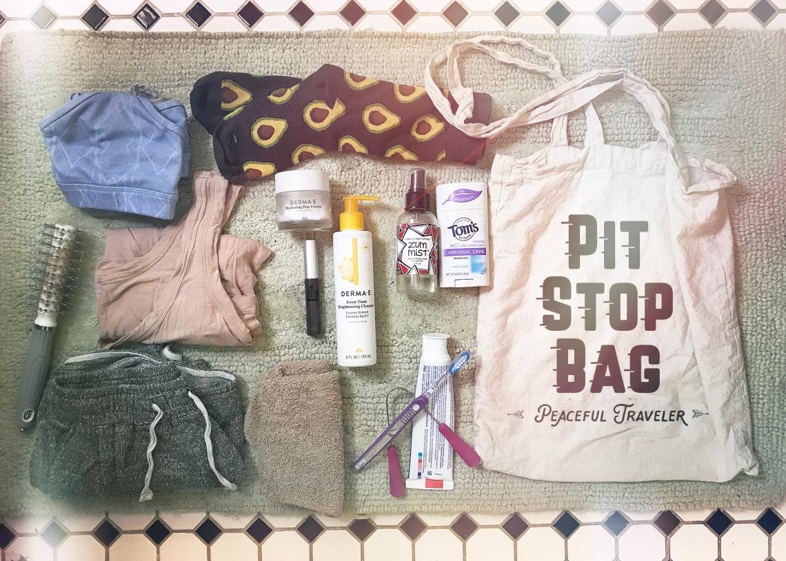 pit stop bag